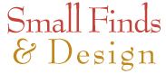 Small Finds & Design